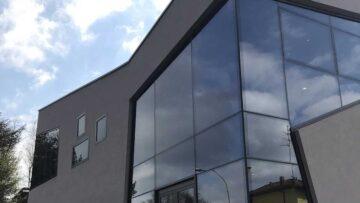 Realizzazione vetrate con alto isolamento termico
